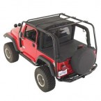 Smittybilt 76711 Roof Racks