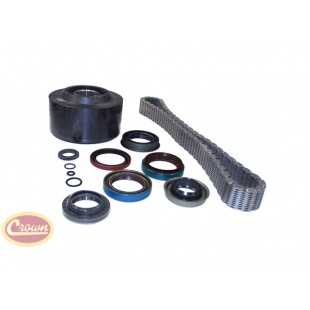 Crown Automotive crown-4897221AA-K2 Kits Acoplamientos caja transfer