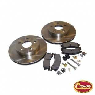 Crown Automotive crown-52098672K-L Frenos y Piezas