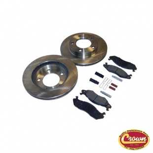 Crown Automotive crown-5363421RK Frenos y Piezas