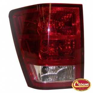Crown Automotive crown-55156615AF Iluminacion y Espejos Modelos USA