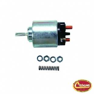 Crown Automotive crown-83502614 Motor de Arranque y piezas